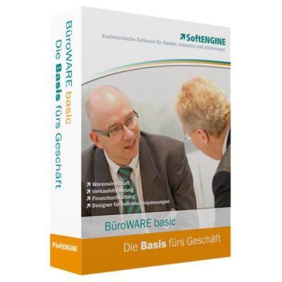 BüroWARE basic - ERP für kleine Unternehmen