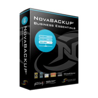 NovaBACKUP Business Essentials