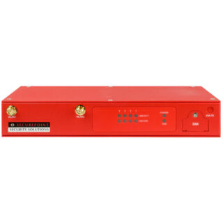 Securepoint RC100, RC200 G3 - Front
