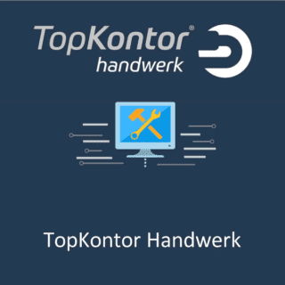 TopKontor Handwerk - die Handwerkersoftware
