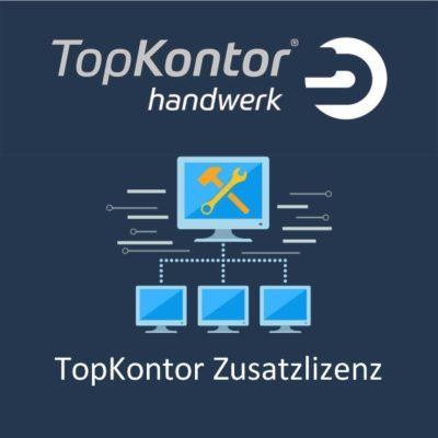 TopKontor Handwerk zusätzlicher Arbeitsplatz